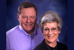 Ron and Cindy Ward